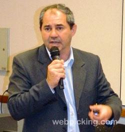 Daniel Blanco, gerente de planta Córdoba de Saint Global Weber